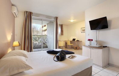 Appart'hôtel Odalys Aix Le Clos de la Chartreuse
