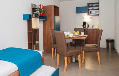 France - Poitou Centre Loire - Orléans - Appart'hôtel Odalys Campus Orléans St - Jean