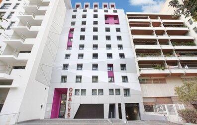 France - Côte d'Azur - Marseille - Appart'hôtel Le Dôme