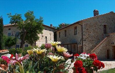 Italie - Toscane - Casole d'Elsa - Résidence Borgo Il Villino