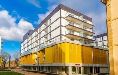 Séjour France - Appart'hôtel Metz Manufacture