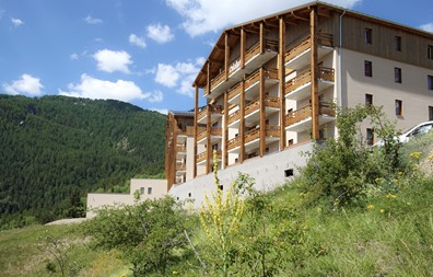 France - Alpes - Pra Loup - Résidence Odalys Le Village de Praroustan