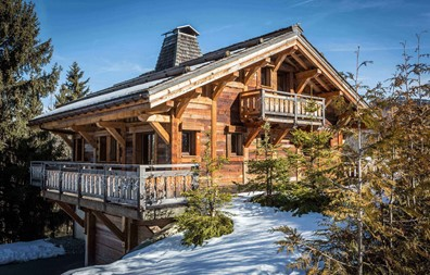 Chalet Le Red Fox - 1