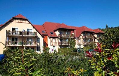 Séjour Alsace - Résidence Le Domaine des Rois