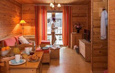 France - Alpes - Evian les Bains - Résidence Odalys Les Chalets d'Evian 3*