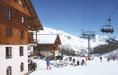 France - Alpes - Saint Sorlin d'Arves - Résidence Prestige Odalys L'Orée des Pistes