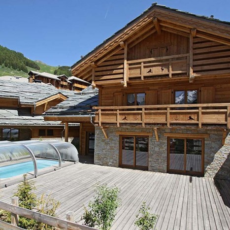 summer chalet holiday rentals