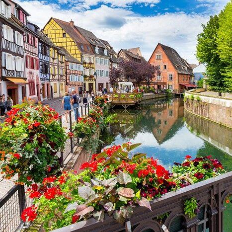 short breaks in french cities