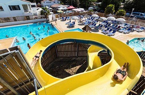 odalys plein air vente mobil homes Longeville-sur-Mer