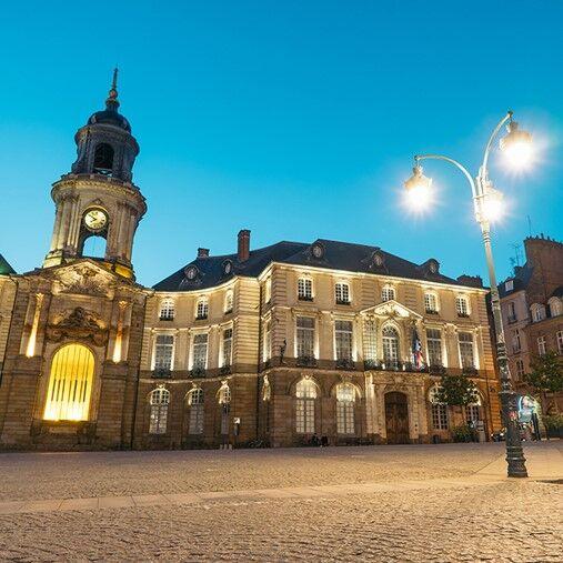 Location hotel paris