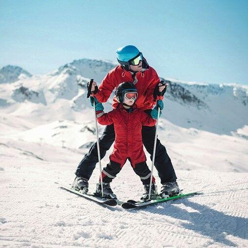 beginner ski resorts