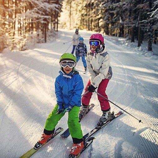 family ski resorts