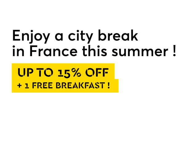 summer city break france deal