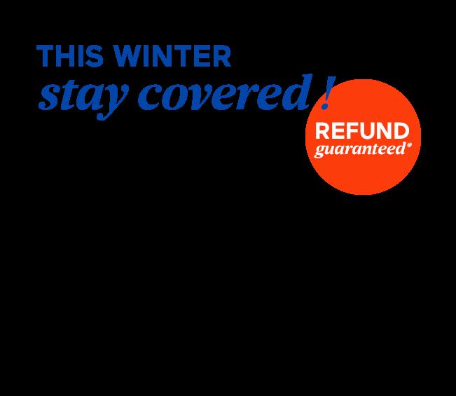 ski holiday refund guaranteed deal