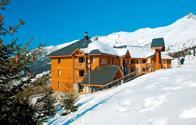 R sidence bellevue saint fran ois longchamp vacances - Office du tourisme st francois longchamp ...