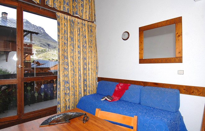 Val Thorens - Odalys Residence Le Silveralp : Inside of an apartment