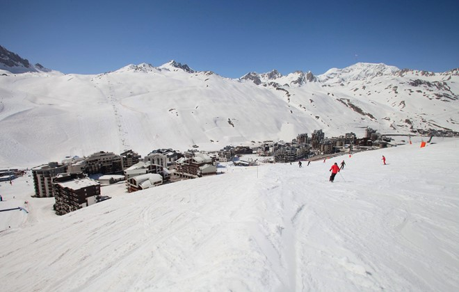 Residence Le Rond point des Pistes