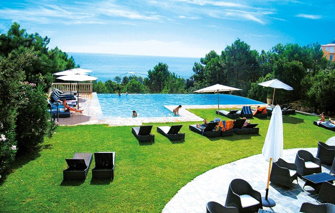 Solenzara - Odalys Prestige Residence Mare e Monte : Outdoor swimming pool