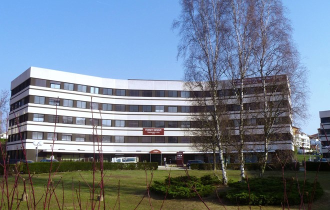 Location ferney voltaire appart 39 h tel odalys ferney gen ve for Location en appart hotel