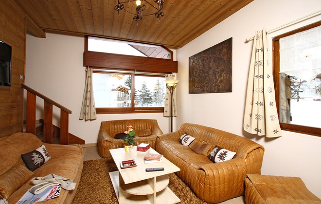 Les Deux Alpes - Odalys Chalet Alpina : Inside of the chalet