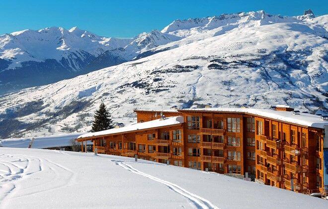 R sidence prestige edenarc arc 1800 skiez avec odalys for Piscine arc 1800