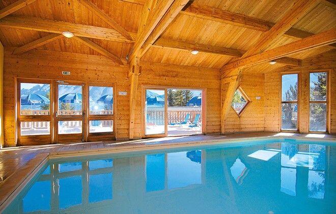 R sidence l 39 or e des pistes superd voluy vacances ski for Hotel hautes alpes avec piscine