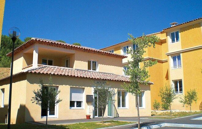 Location aix en provence appart h tel le tholonet odalys for Aparthotel corse