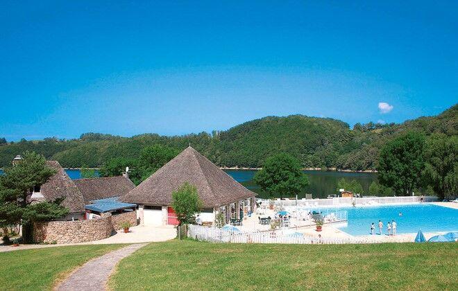 Location De Vacances Saint Amans Des Côts   Domaine Résidentiel De Plein  Air Les Tours. Beautiful Campsite On The ...