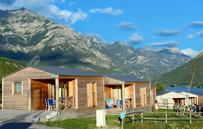 Location Mobil Home A Chorges