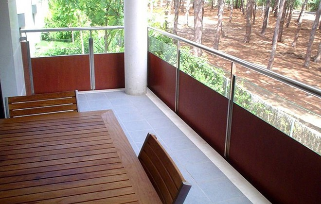 Spain - Cambrils - Residence Sol Cambrils Park : Terrace of an apartment