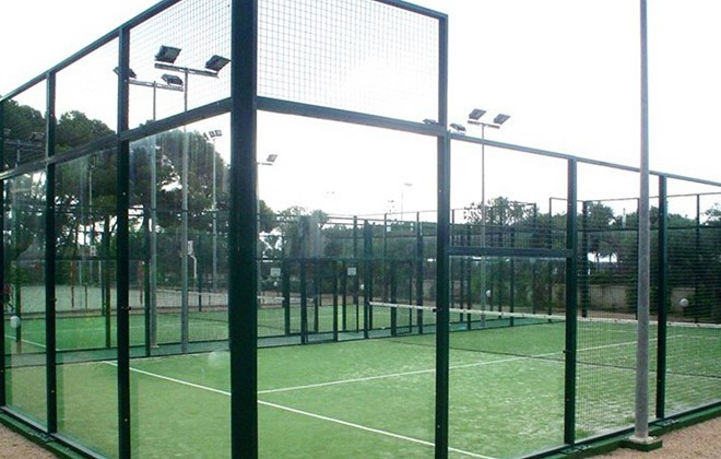 Spain - Cambrils - Residence Sol Cambrils Park : Multi sports field