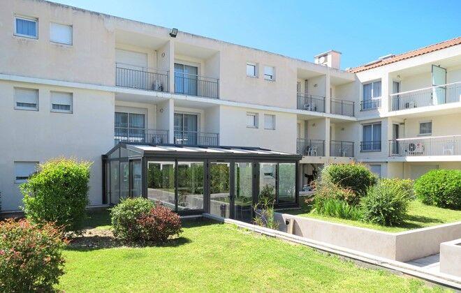 Location aix en provence appart h tel aix chartreuse for Location en appart hotel