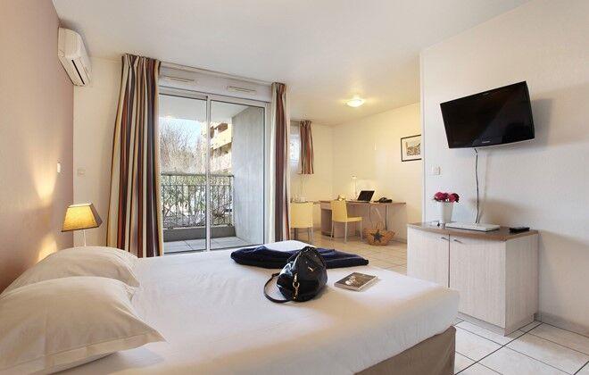 Location à Aix En Provence, Appart Hôtel Aix Chartreuse | Odal