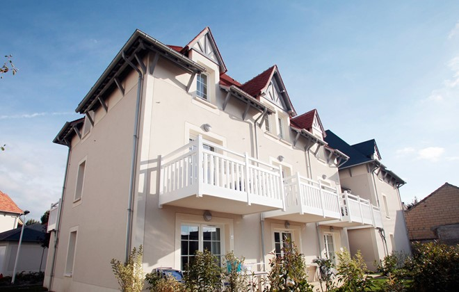 Cabourg - Odalys Residence Les Dunettes