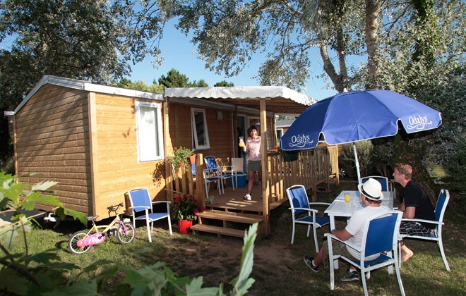 Fouesnant - Beg Meil - Odalys Camping Le Vorlen