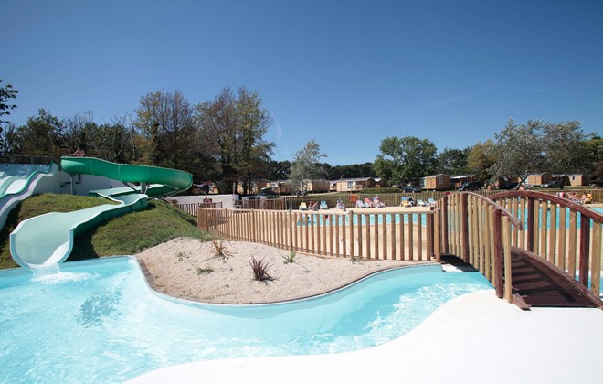 Fouesnant - Beg Meil - Odalys Camping Le Vorlen : Outdoor swimming pool