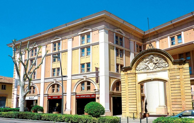 Odalys Apart Hotel Atrium In Aix En Provence