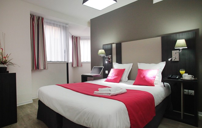 Strasbourg - Odalys Apart'hotel Green Marsh : Inside accommodation