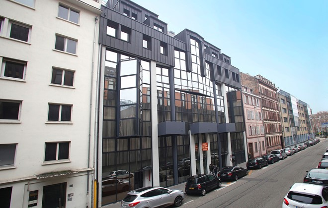 Appart Hotel Odalys Strasbourg