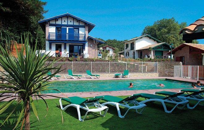 Perfect Urrugne   Odalys Prestige Villas Domaine De Lana : Outdoor Swimming Pool