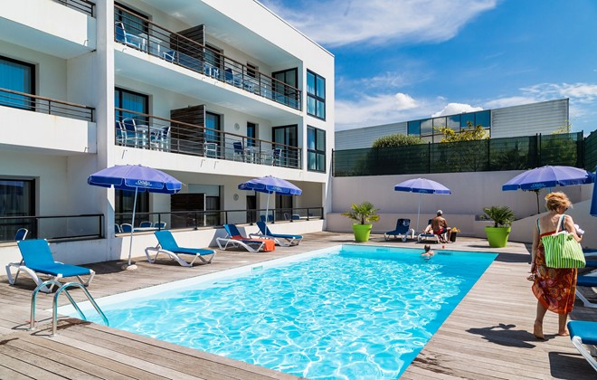 Appart hotel odalys la rochelle for Appart hotel odalys