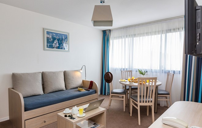 Appart Hotel La Rochelle Trivago