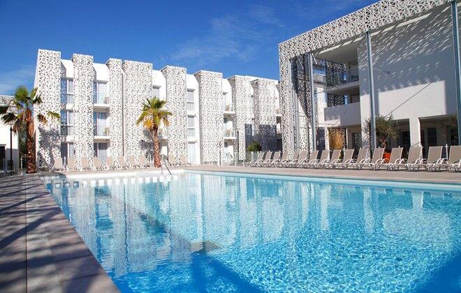 Location vacances au cap d 39 agde avec l 39 appart h tel odalys for Appart hotel park and suites