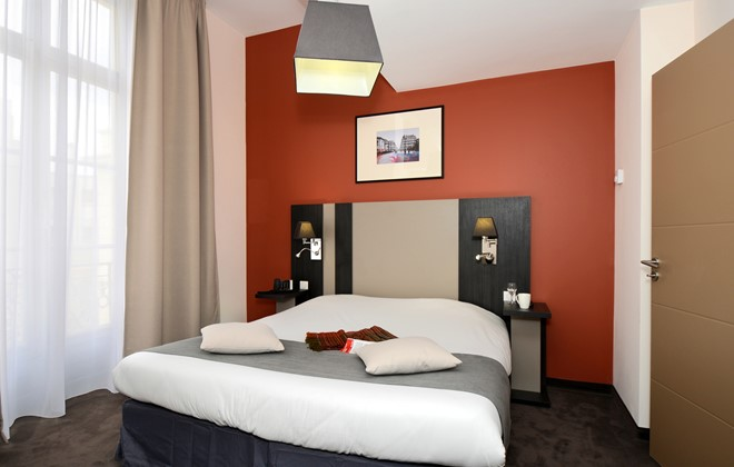 Location montpellier appart h tel odalys les occitanes for Location appart hotel madrid
