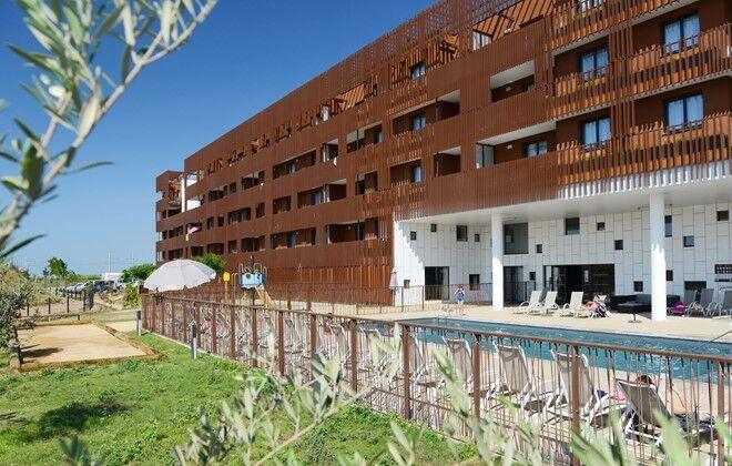 Location s te en r sidence odalys terra ga a odalys for Sete appart hotel