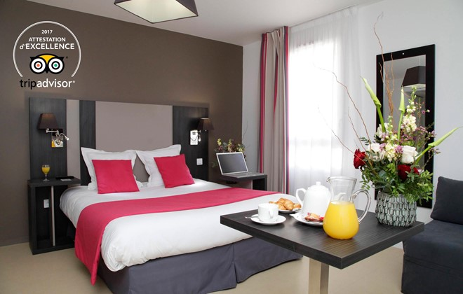 Location rennes appart h tel odalys rennes lorgeril for Aparthotel corse