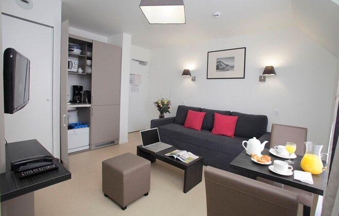 location rennes appart h tel odalys rennes lorgeril. Black Bedroom Furniture Sets. Home Design Ideas