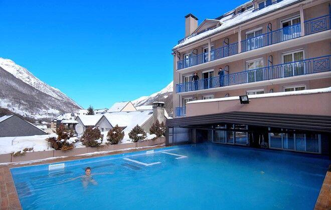 location appartement ski cauterets pas cher
