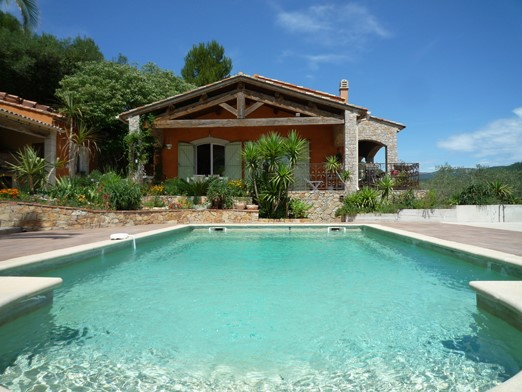 Exceptionnel AC5433   Villa Pour 6 Personnes Avec Piscine à Solliès Toucas Dans Nos Villas  Dans Le Var. Location ... Idees De Conception