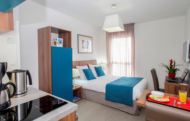 Appart City Hotel Orleans